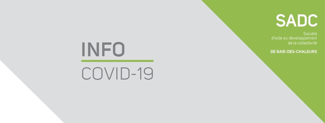 COVID-19 | Guide pour les entreprises