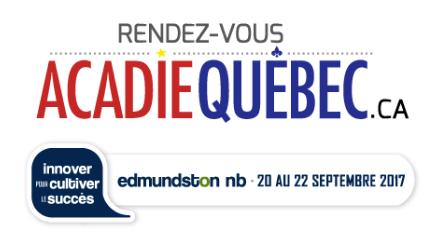 Participez au Rendez-vous Acadie Québec!